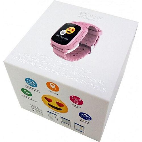 Часы-телефон Elari Kidphone 2, розовые от Elari