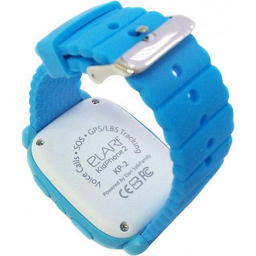 Часы-телефон Elari Kidphone 2, голубые от Elari