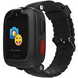 Часы-телефон Elari Kidphone 3G, черные