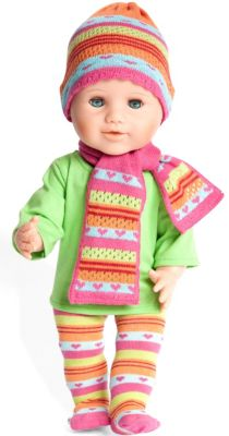 Jacke,Mütze,Schal und Handschuhe,Baby Born 43 gr Puppenkleidung
