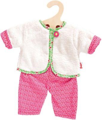 Puppenkleidung Kleidung für Puppen 35-45 cm Hängerchen im Pünktchendesign NEU