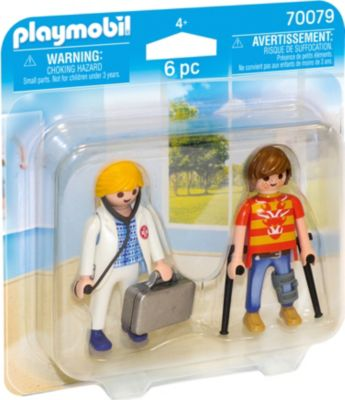 Duopack And Physician 70079 Playmobil miei PatientPlaymobil®I giochi SUMzpVGLq