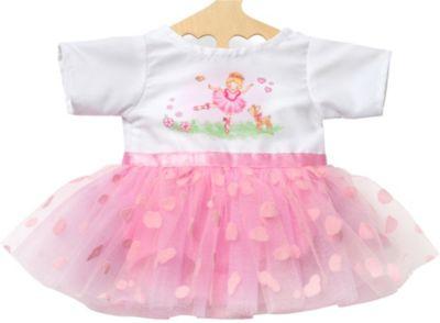 Puppen-Kleid Blumi Gr 35-45cm