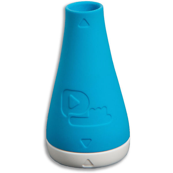 Умная насадка на зубные щётки Playbrush Smart и зубная щётка , синяя