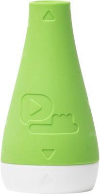 Умная насадка на зубные щётки Playbrush Smart и зубная щётка, зелёная