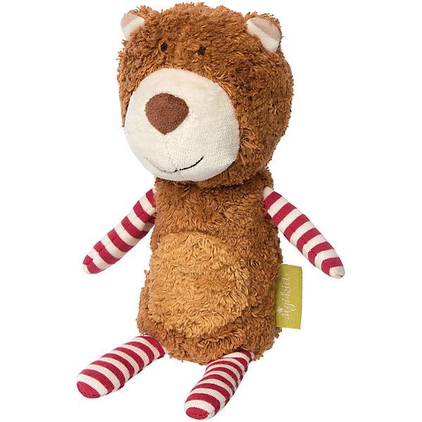 Mini Bär, Grün, 22cm (38961), sigikid