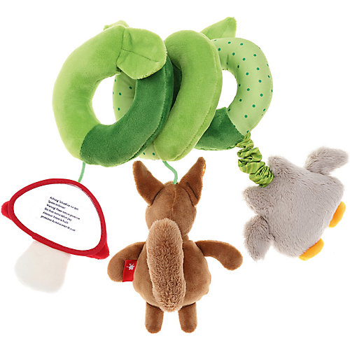 Развивающая игрушка Sigikid В Лесу, коллекция Активный Малыш, 45 см от Sigikid