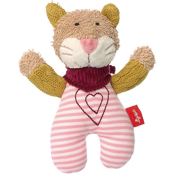 Greifling Katze, Urban Baby Edition (39031), sigikid