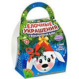 """Набор для творчества Bondibon """"Шар-подарок"""" Собачка"""
