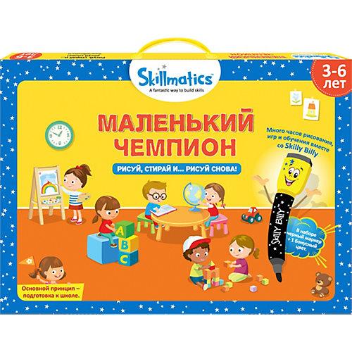 "Набор развивающих игр Grasper ""Skillmatics"" Маленький чемпион от Grasper"