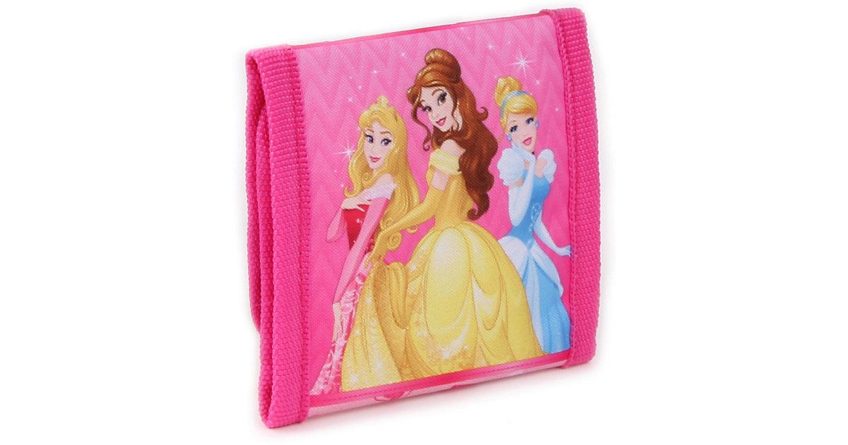Geldbörse Disney Princess pink Mädchen Kinder