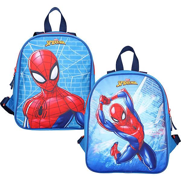 c301db0571c4b VADOBAG 200-9751 VADOBAG 2in1-Kinderrucksack Spider-Man
