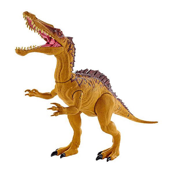"""Игровая фигурка Jurassic World """"Большие динозавры"""" Двойной удар, Зухомима"""