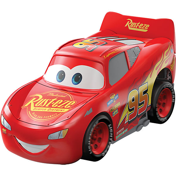 Disney Cars Turbostart Lightning McQueeen