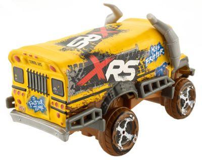 1x Kinder Spielzeugauto mit 12 Rennautos Spielzeug XXL Transporter DE Lieferung
