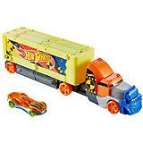 Игровой набор Hot Wheels Крушащий грузовик