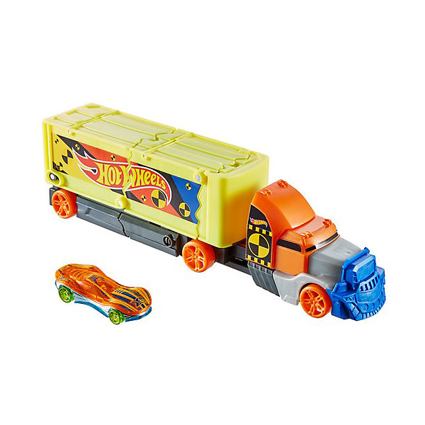 Hot Wheels Super Stunt-Transporter