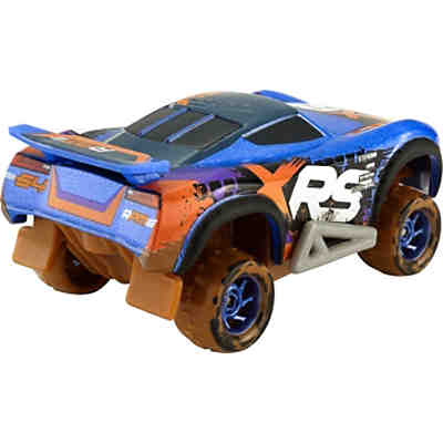 Disney Cars Xtreme Racing Serie Schlammrennen Die-Cast Barry DePedal