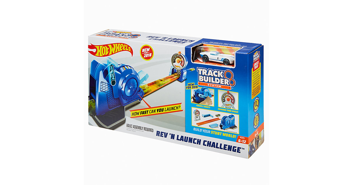 Hot Wheels Track Builder Turbostarter