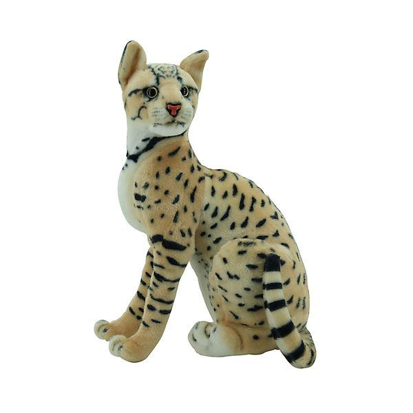 Sweety Toys 10912 Leopard sitzend 46 cm,