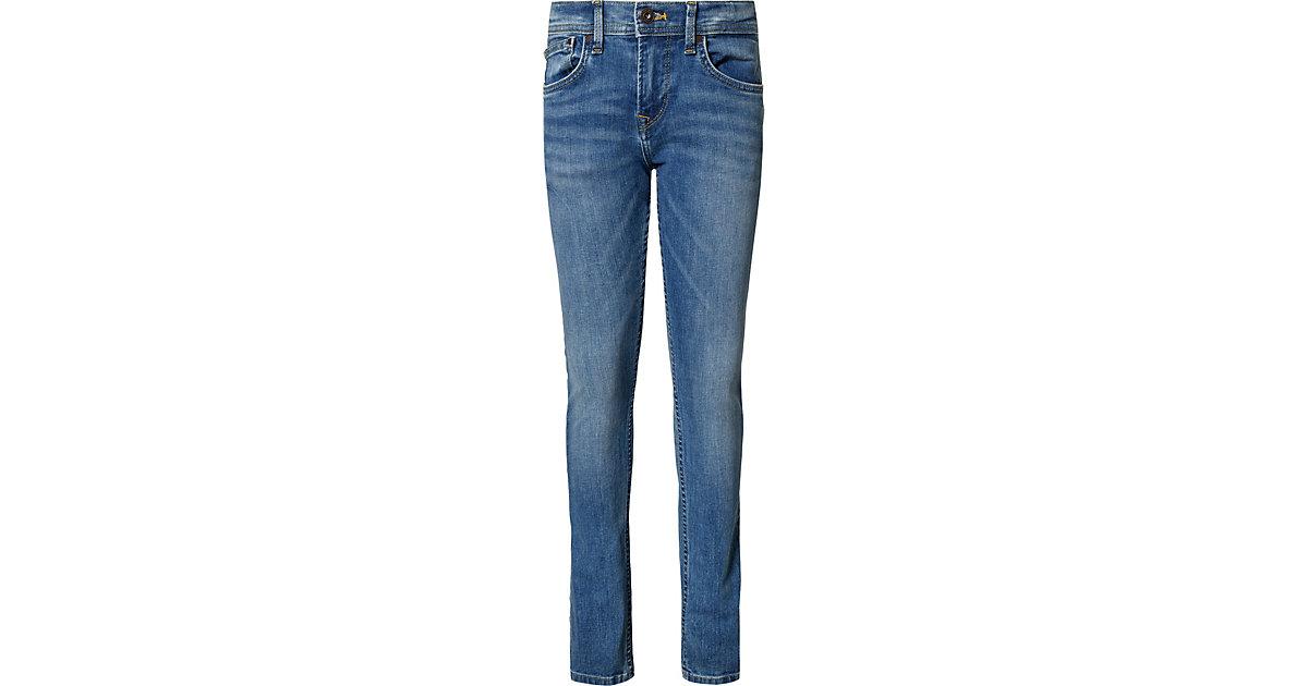 Pepe Jeans · Jeans FINLY Skinny Fit Gr. 140 Jungen Kinder