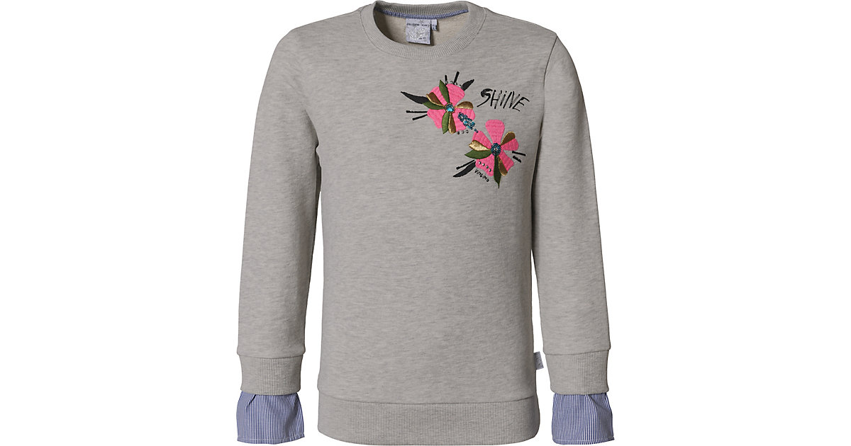 Vingino · Sweatshirt NOLIEN mit Blumenstickerei Gr. 116 Mädchen Kinder