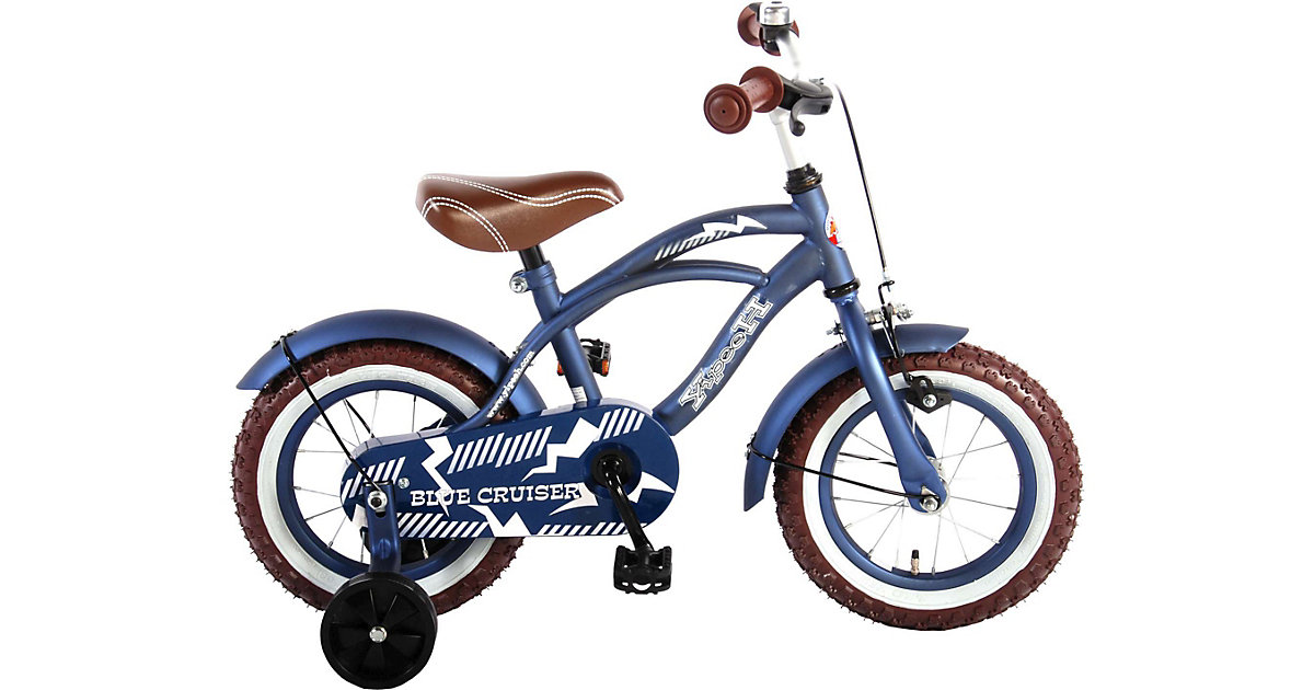 Blue Cruiser Kinderfahrrad - Jungen - 12 Zoll - Blau - blau