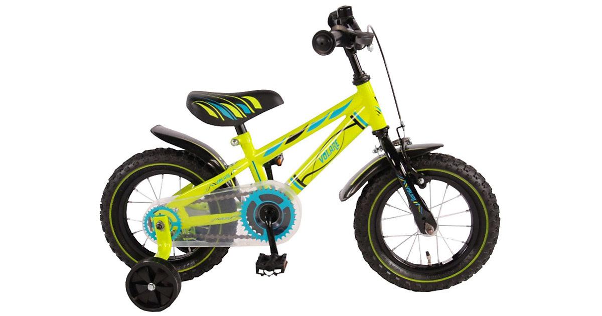 Electric Green Kinderfahrrad - Jungen - 12 Zoll - Grün - grün
