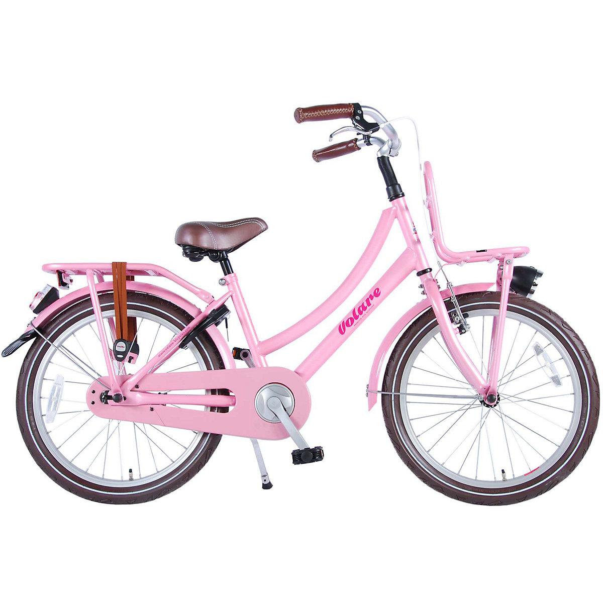 excellent m dchenfahrrad 20 zoll pink volare mytoys. Black Bedroom Furniture Sets. Home Design Ideas