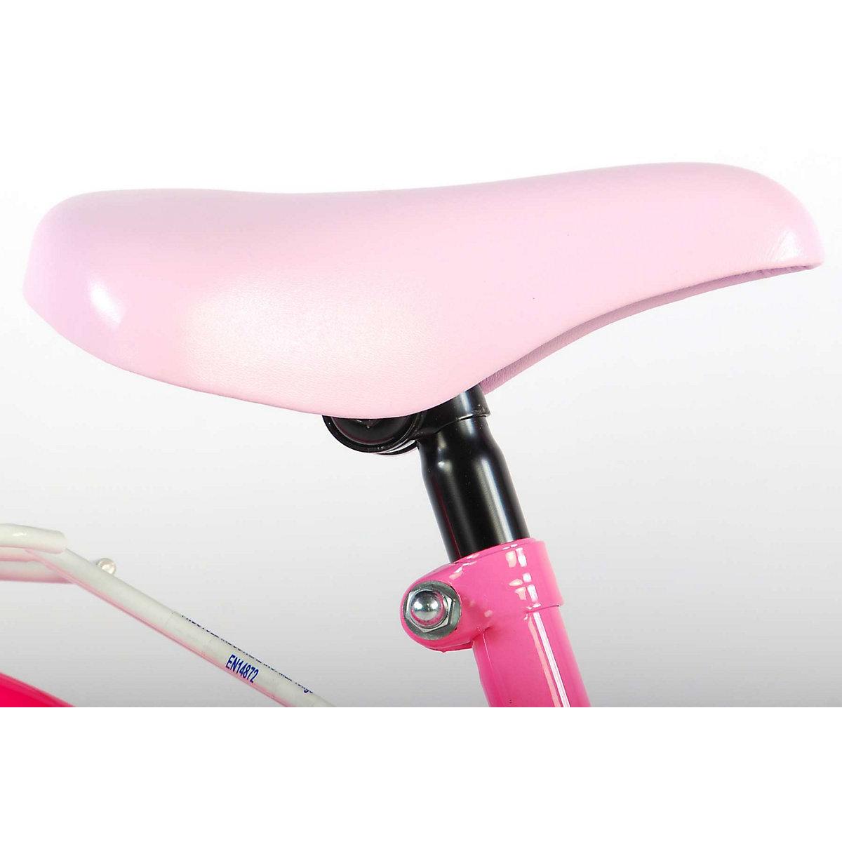 kinderfahrrad - mädchen - 18 zoll - pink -, volare | mytoys