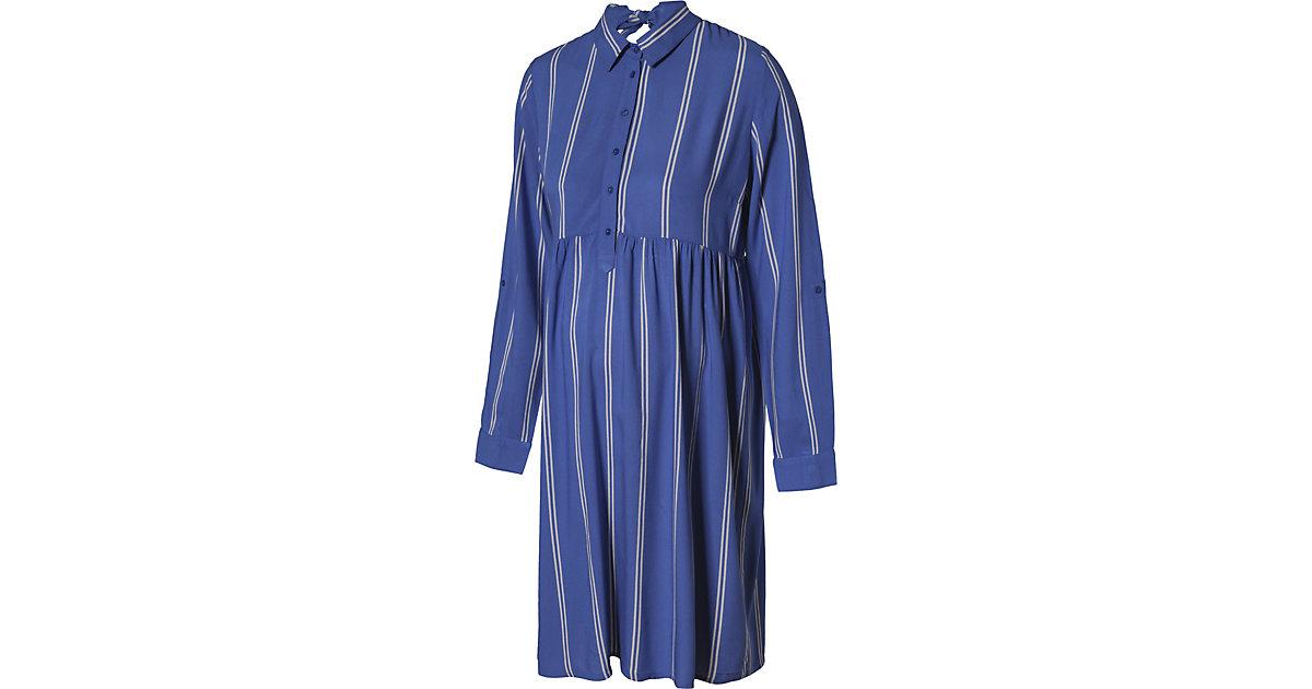 mama-licious · MLKATY LIA L/S WOVEN ABK SHIRT DRES - Umstandskleider - weiblich Gr. 42 Damen Kinder
