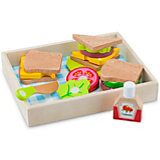 """Набор продуктов New Classic Toys """"Сэндвичи"""""""