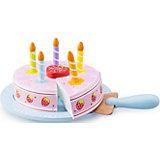 """Игровой набор New Classic Toys """"Праздничный торт"""""""