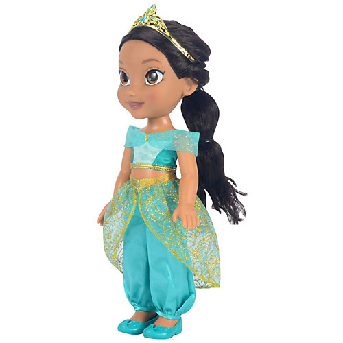 Интерактивная кукла  Принцесса Disney, Жасмин, 37см от Jakks Pacific