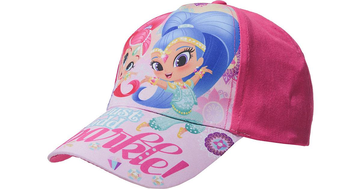 Shimmer & Shine Cap  pink Gr. 52 Mädchen Kinder