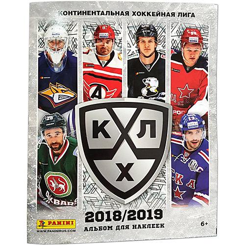 """Альбом Panini """"Hockee RU season 11/КХЛ сезон 2018-19"""" от Panini"""