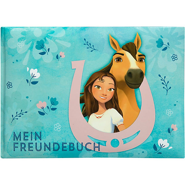 UNDERCOVER SIIT0964 Freundebuch A5 Spirit