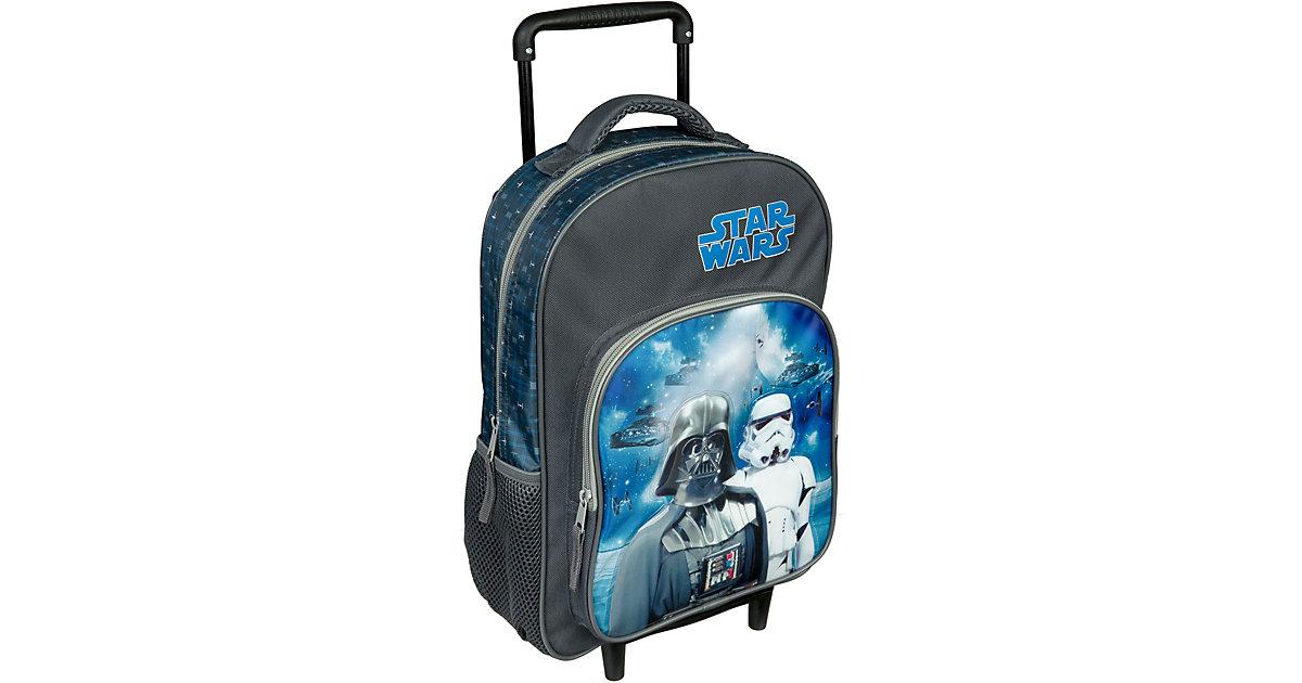 Trolley Star Wars blau-kombi