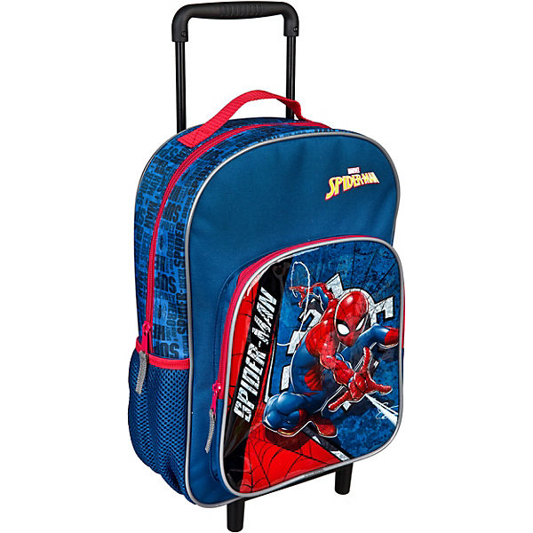 Trolley Spider-Man
