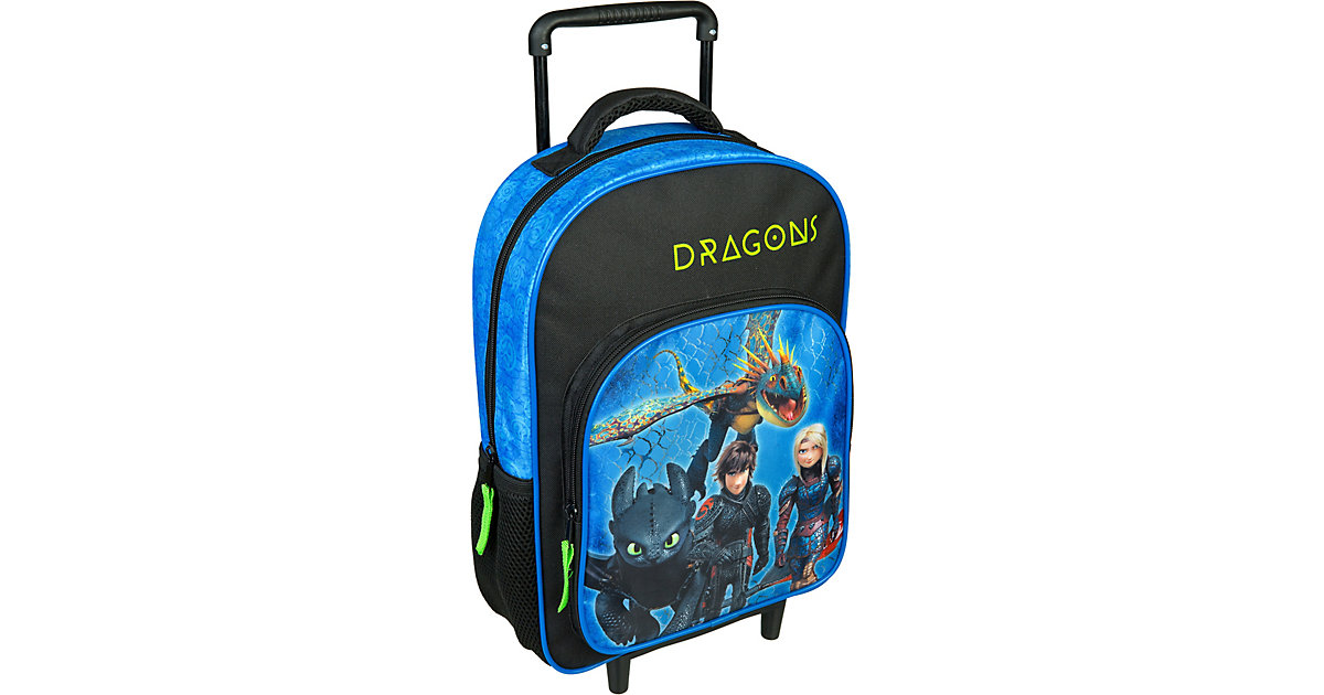 Trolley Dragon blau-kombi