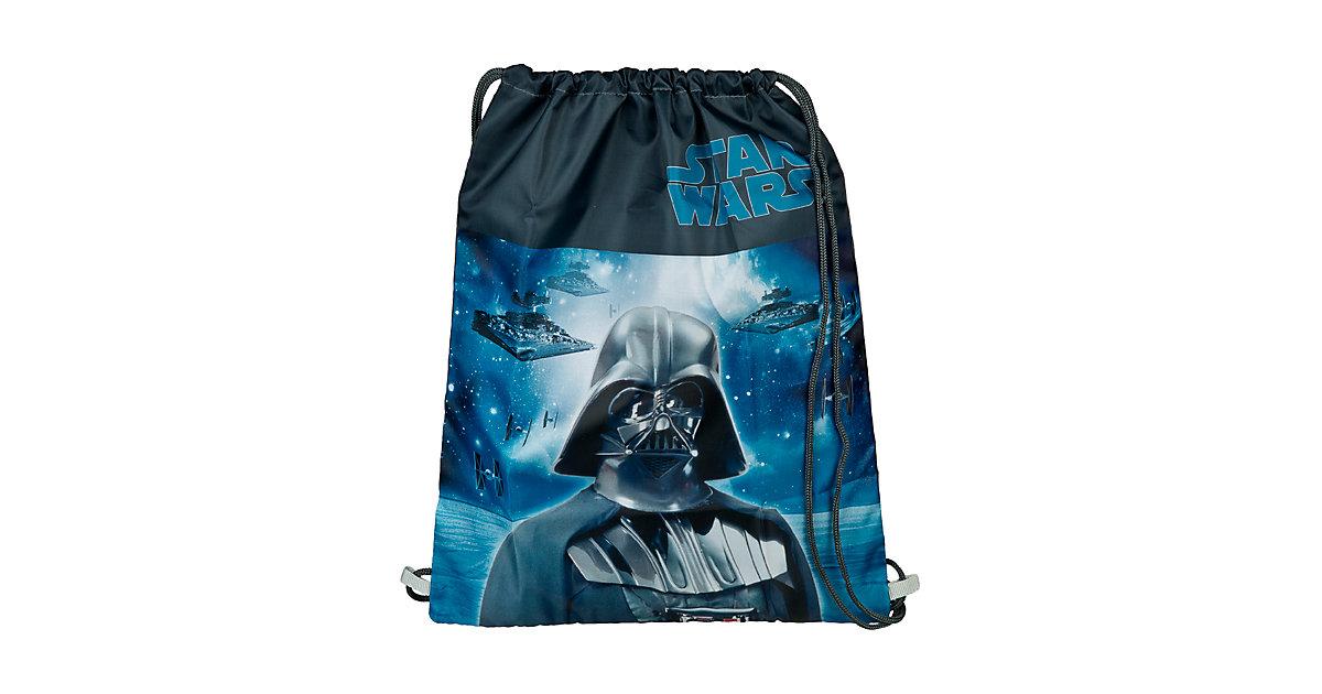 Sportbeutel Star Wars blau-kombi