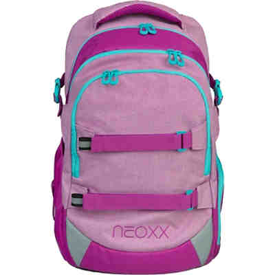 83892b3b22b03 NEOXX Schulrucksack neoxx Active You glow Girl!