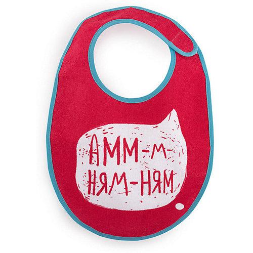 """Нагрудные фартуки Happy Baby """"Лиса"""" 2 шт. - разноцветный от Happy Baby"""
