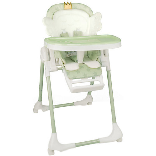 """Стульчик для кормления Happy Baby """"Wingy"""" зелёный от Happy Baby"""