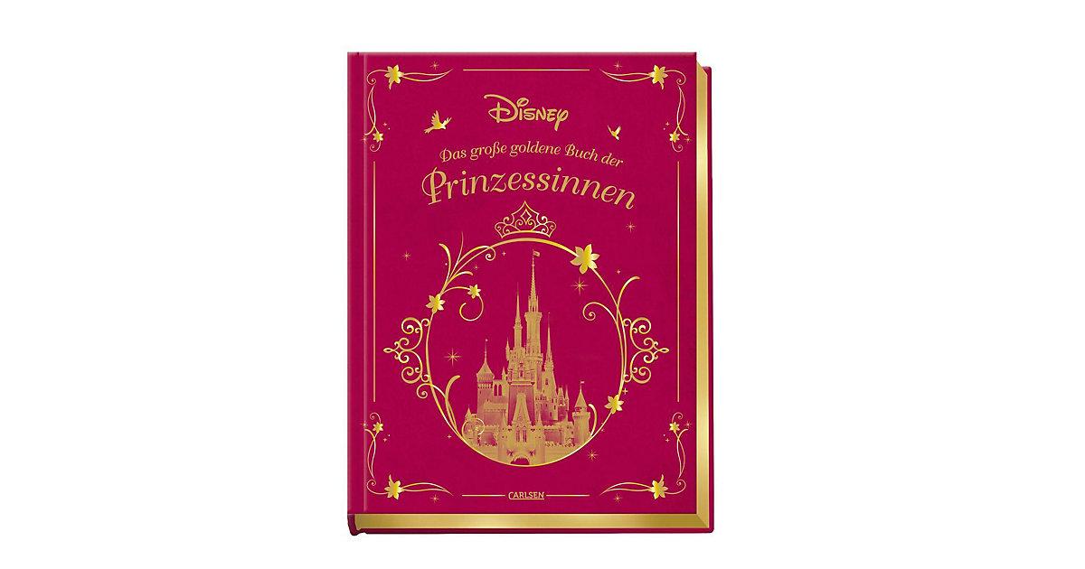 Carlsen · Disney Das große goldene Buch der Prinzessinnen