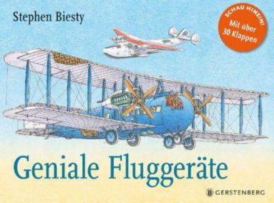 Buch - Geniale Fluggeräte