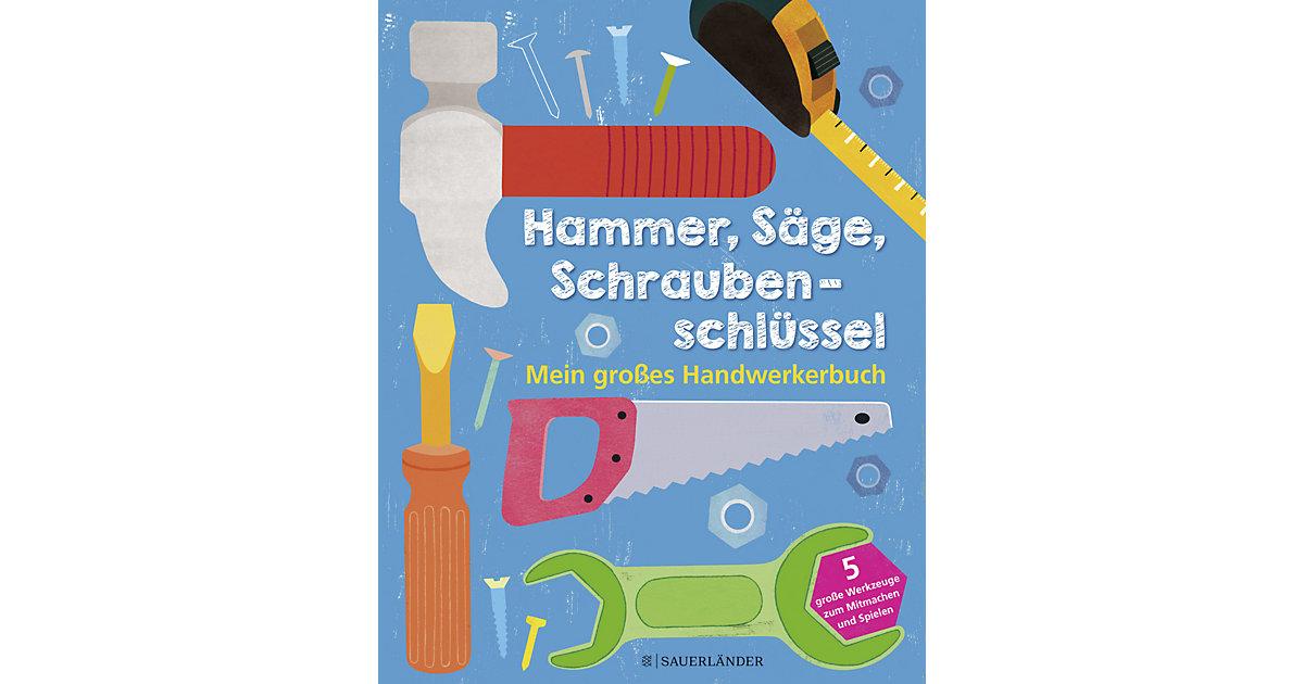 Buch - Hammer, Säge, Schraubenschlüssel | Baumarkt > Werkzeug > Hammer | S. Fischer Verlag