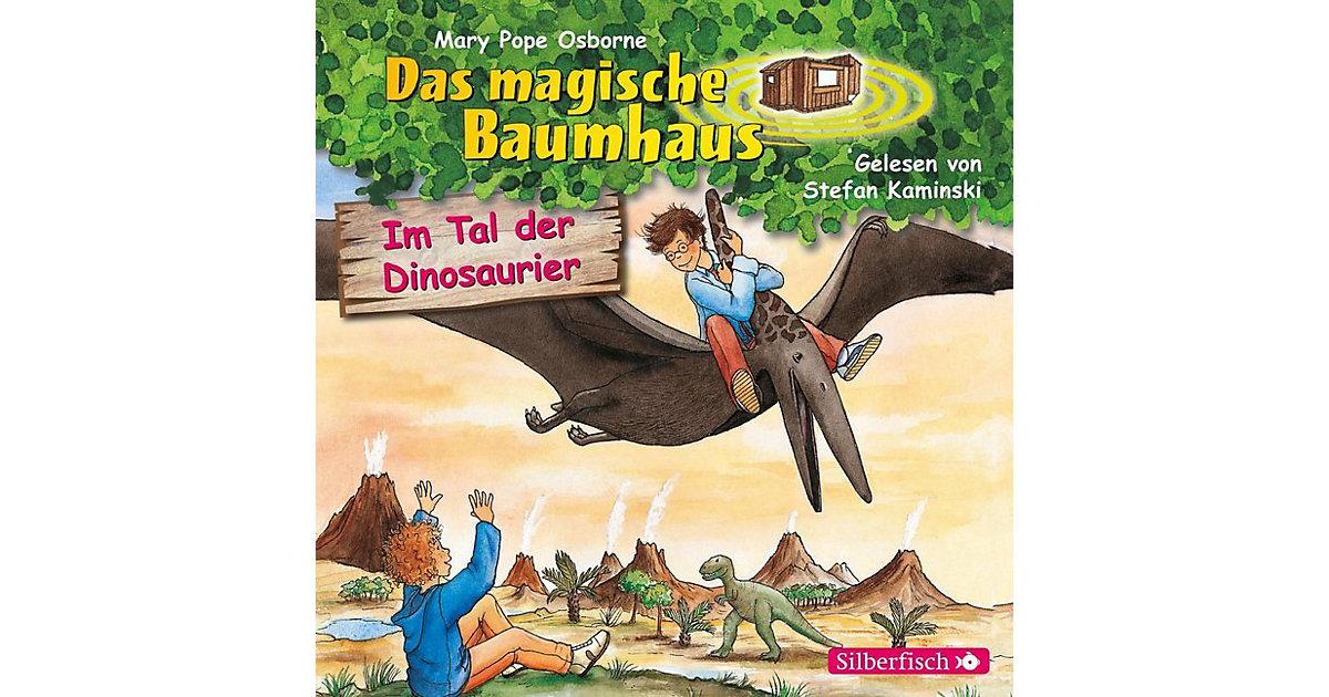 Im Tal der Dinosaurier, 1 Audio-CD Hörbuch