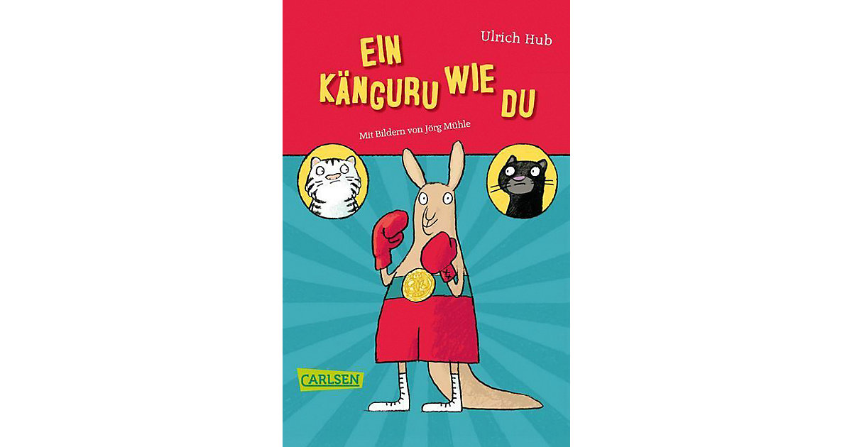 Buch - Ein Känguru wie du