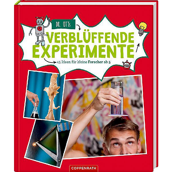 Dr: Otts verblüffende Experimente